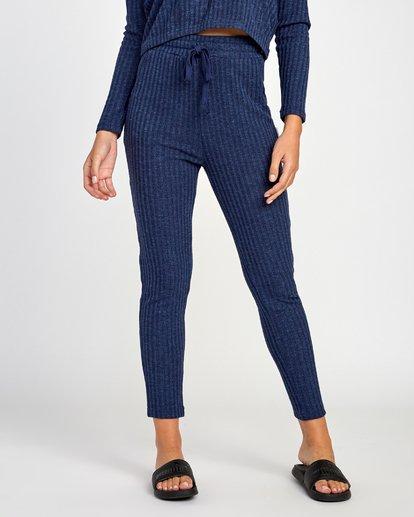 0 Twilight Knit Lounge Pant  WL10VRTW RVCA