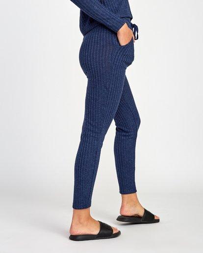 4 Twilight Knit Lounge Pant  WL10VRTW RVCA