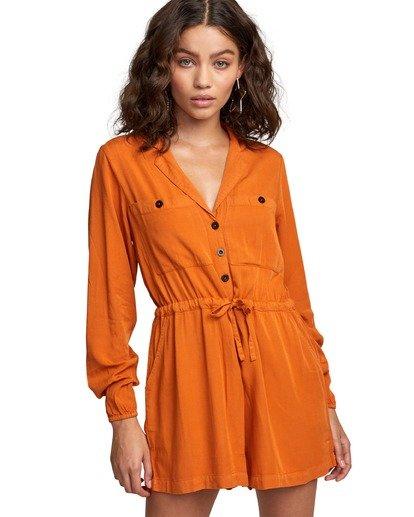 5 DESERT DAZE Orange WN043RDD RVCA