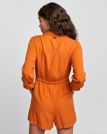 1 DESERT DAZE Orange WN043RDD RVCA