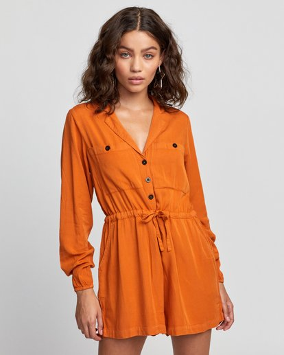 0 DESERT DAZE Orange WN043RDD RVCA