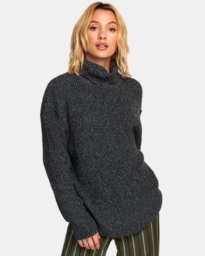 0 Roll It Knit Sweater  WV08WRRO RVCA