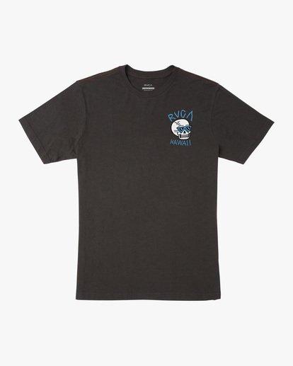 0 Luke Pelletier Skull Bowl - T-shirt pour Homme Noir X1SSRRRVS1 RVCA
