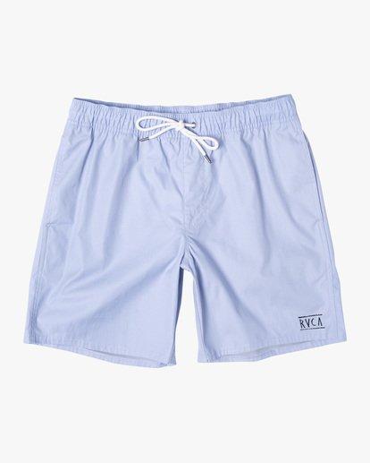 0 Opposites Elastic - Short de bain pour Homme Bleu X1VORCRVS1 RVCA