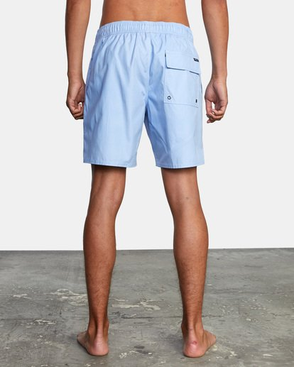 2 Opposites Elastic - Short de bain pour Homme Bleu X1VORCRVS1 RVCA