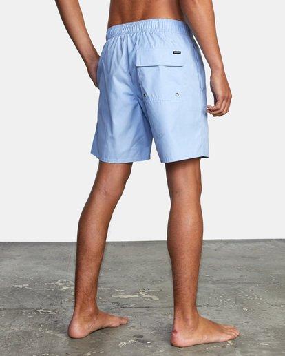 5 Opposites Elastic - Short de bain pour Homme Bleu X1VORCRVS1 RVCA