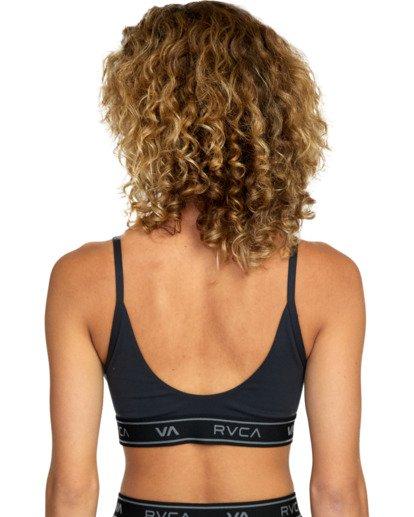 1 Base - Brassière de sport pour Femme Noir X4UNWBRVMU RVCA