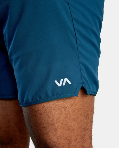 4 VA Sport Yogger IV - Short elástico para Hombre Azul X4WKMLRVMU RVCA