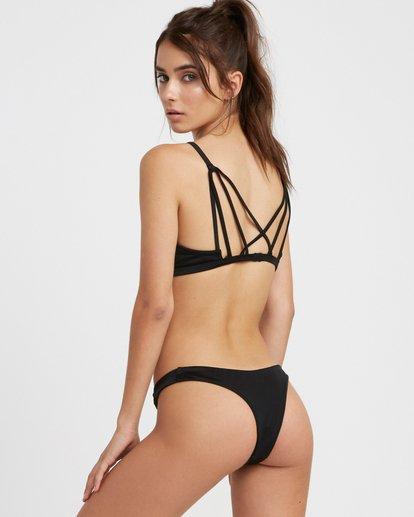 1 Solid Bralette Bikini Top  XT03TRSB RVCA