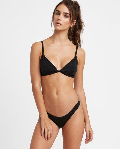 0 Solid Bralette Bikini Top  XT03TRSB RVCA