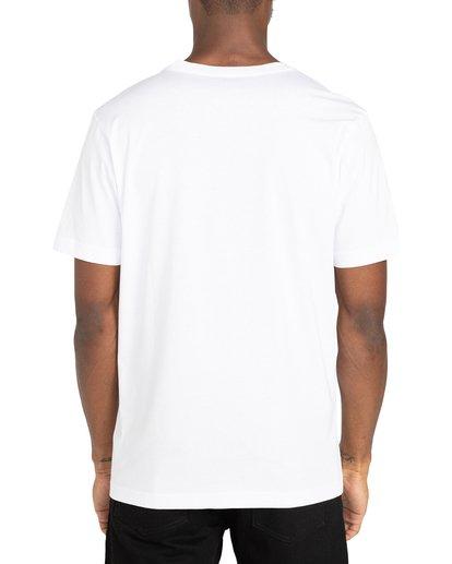 3 Balance Box - T-shirt pour Homme Blanc Z1SSRFRVF1 RVCA