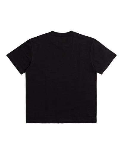 1 Recession - T-shirt pour Homme Noir Z1SSRURVF1 RVCA