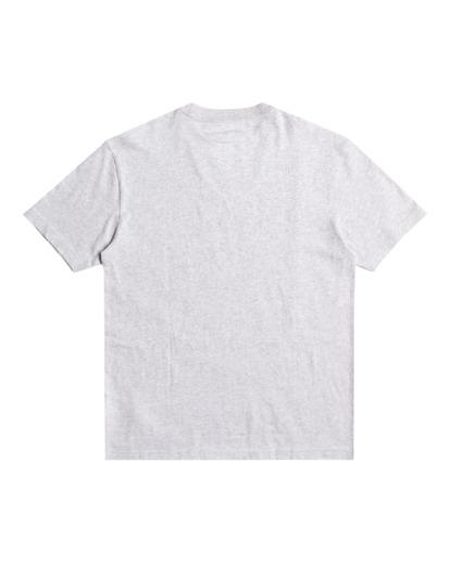 1 Recession - T-shirt pour Homme Gris Z1SSRURVF1 RVCA