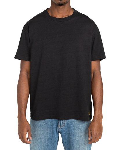 2 Recession - T-shirt pour Homme Noir Z1SSRURVF1 RVCA