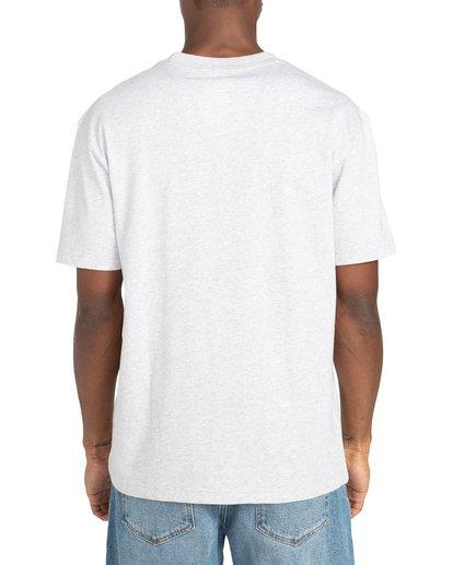 3 Recession - T-shirt pour Homme Gris Z1SSRURVF1 RVCA