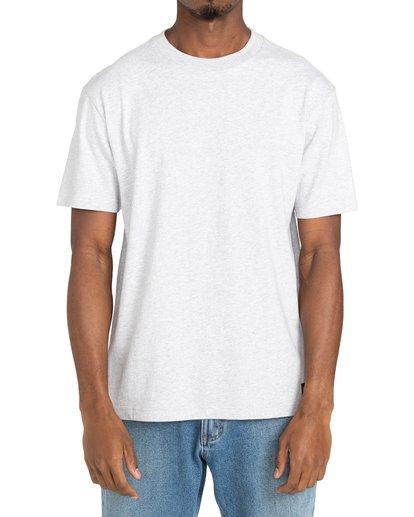 2 Recession - T-shirt pour Homme Gris Z1SSRURVF1 RVCA