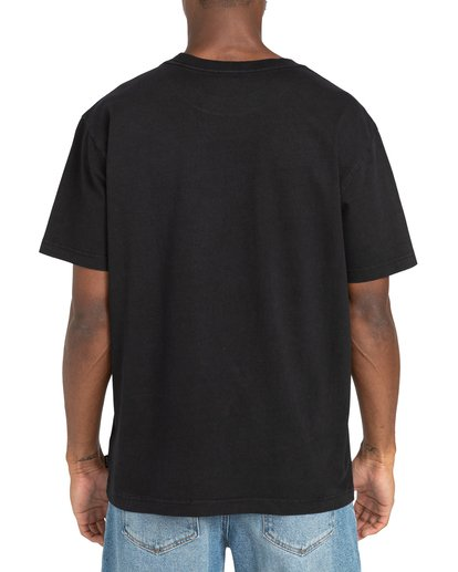 3 Pennant - T-shirt pour Homme Noir Z1SSRYRVF1 RVCA