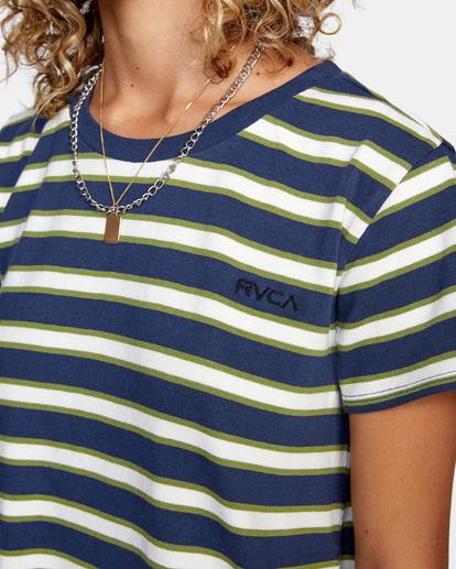 2 Jumpstart - Robe T-shirt pour Femme Bleu Z3DRRDRVF1 RVCA