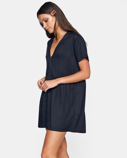 4 Southbound - Robe midi pour Femme Noir Z3DRRNRVF1 RVCA
