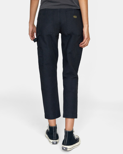 1 Recession - Chinos for Women Black Z3PTRMRVF1 RVCA