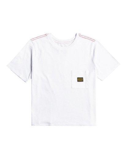 2 Recession Vanagain - T-Shirt for Women White Z3SSSARVF1 RVCA
