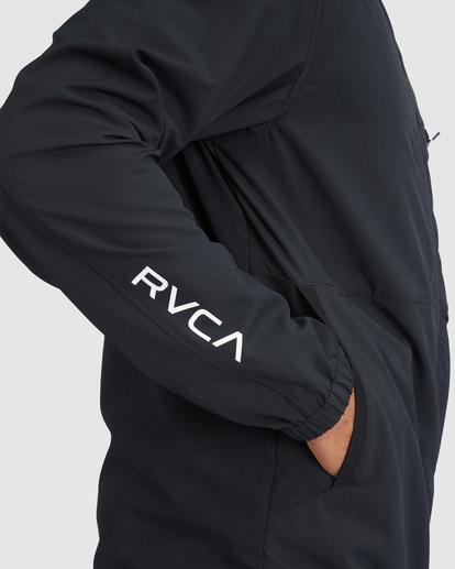 5 VA Sport Yogger II - Chaqueta deportiva para Hombre Negro Z4JKMHRVF1 RVCA
