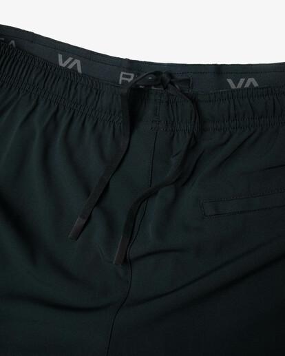 15 Yogger Stretch - Short performance pour Homme Noir Z4WKMGRVF1 RVCA