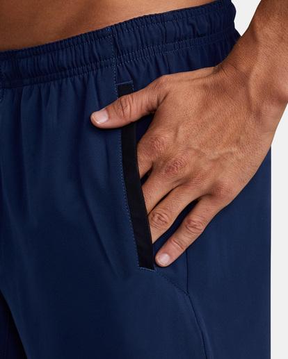 12 Yogger Stretch - Short de Entrenamiento para Hombre Azul Z4WKMGRVF1 RVCA