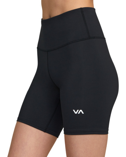 3 VA Essential Bike - Short deportivo para Mujer Negro Z4WKWARVF1 RVCA