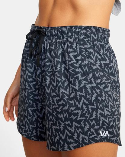 2 Matt Leines VA Essential - Pantalón de entrenamiento para Mujer Negro Z4WKWCRVF1 RVCA