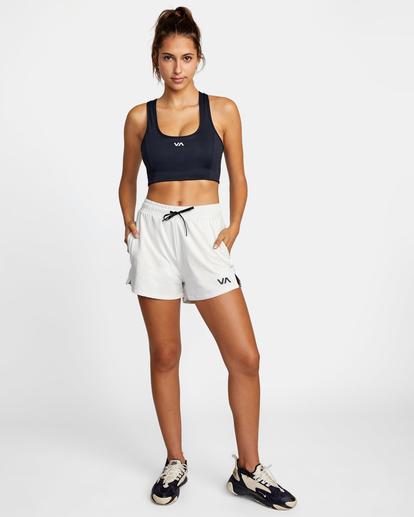 3 Womens Sport Vent - Short deportivo para Mujer Beige Z4WKWDRVF1 RVCA
