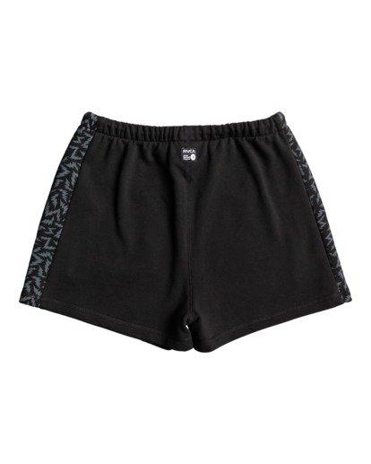 11 Matt Leines Hustle - Short deportivo para Mujer Negro Z4WKWJRVF1 RVCA
