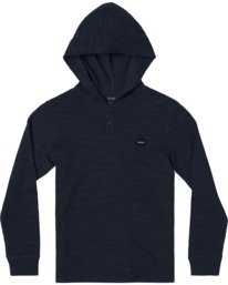 0 MOTORS THERMAL HOOD Blue AVBKT00106 RVCA