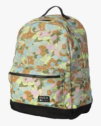 0 Holden Laptop Backpack Brown AVJBP00107 RVCA