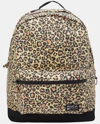 0 Holden Laptop Backpack Beige AVJBP00107 RVCA