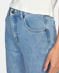 3 Daisy High-Rise Denim Pants Multicolor AVJDP00103 RVCA
