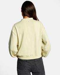 1 Take Out Sweater  AVJFT00122 RVCA