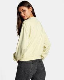 4 Take Out Sweater  AVJFT00122 RVCA