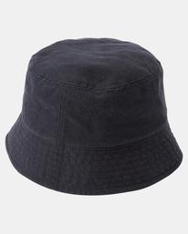 2 Drop In The Bucket Hat Black AVJHA00108 RVCA