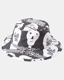3 Matt Leines | Two Faced Bucket Hat  AVJHA00119 RVCA
