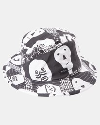 2 Matt Leines | Two Faced Bucket Hat  AVJHA00119 RVCA
