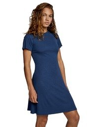 0 GHOSTED DRESS Blue AVJKD00111 RVCA