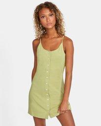 0 Save It Dress Green AVJKD00112 RVCA