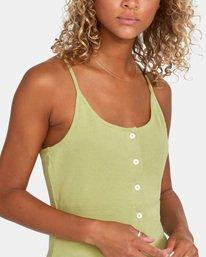 4 Save It Dress Green AVJKD00112 RVCA