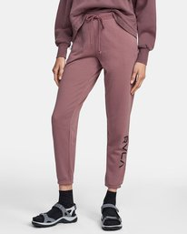 0 BIG RVCA SWEATPANT Purple AVJNP00117 RVCA