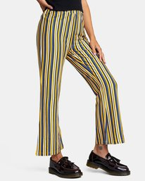 7 Kickback Pant Yellow AVJNP00127 RVCA