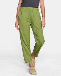 0 New Yume Beach Pants Green AVJNP00131 RVCA