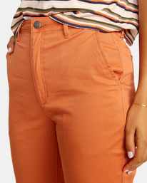 2 Weekend Stretch Chino Pants Multicolor AVJNP00132 RVCA