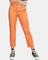 0 Weekend Stretch Chino Pants Multicolor AVJNP00132 RVCA