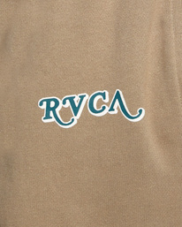 6 Retro Sweatpants Grey AVJNP00139 RVCA